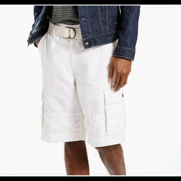 Levi's Other - Mens levis squad cargo shorts with a belt waist 29